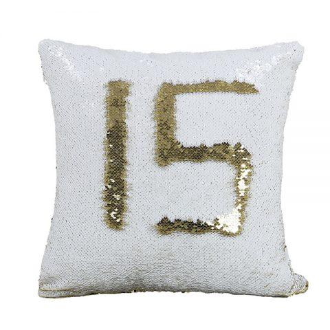 Sequin Throw Pillow