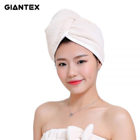 Bathroom Hair Towel