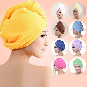 Bath Towel Hair Dry