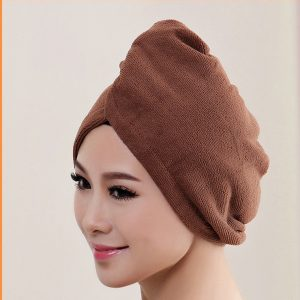 Fabric Dry Hair Hat
