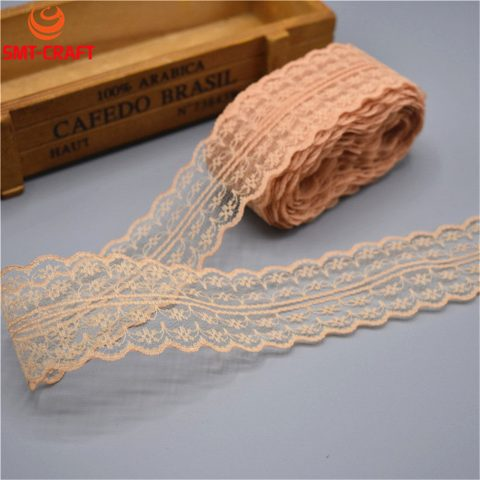 Lace Trim Fabric