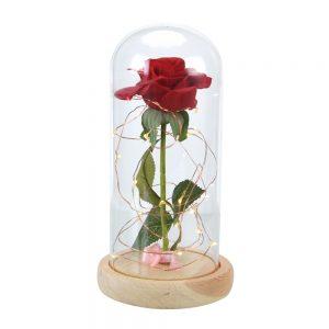 Beast Red Rose