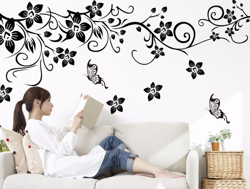 High Quality DIY Wall Art Decal