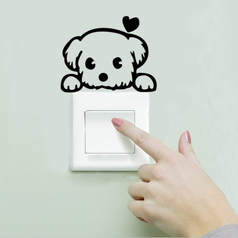 Switch Wall Stickers