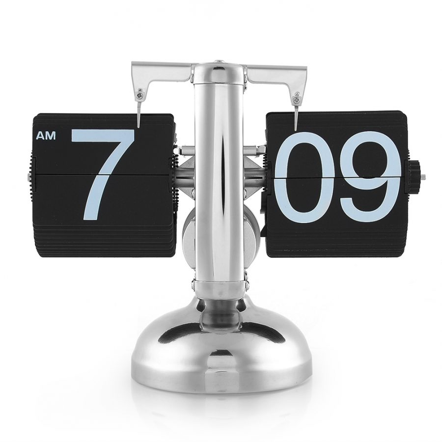 Table Clip Clock
