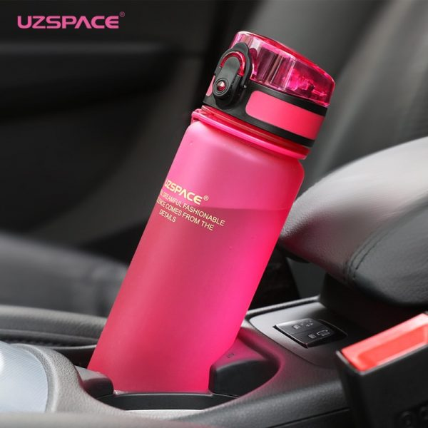 Sport Water Bottles Leakproof Drinkware