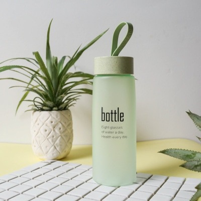 BPA Free Water Bottle Fashion Drinkware