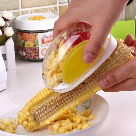 Corn Stripper Cutter Cob Remover