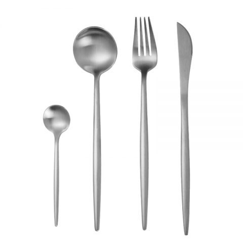 Dinner Set Cutlery Knives Forks Spoons