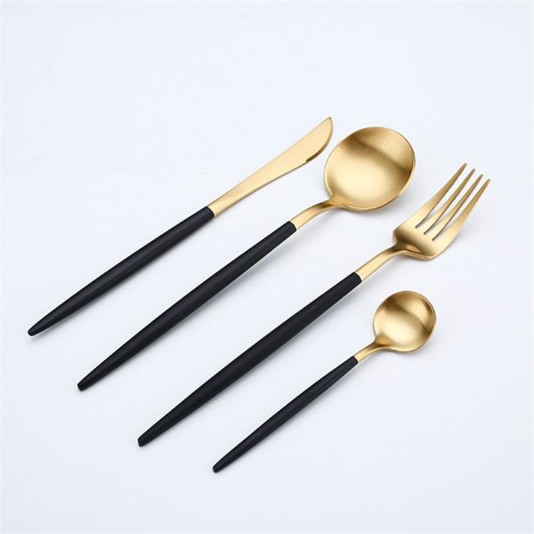 Western Food Tableware Luxury Fork
