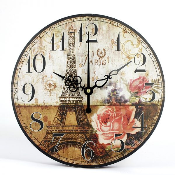 Home Decoration Large Wall Clock