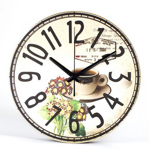 Vintage Wall Clocks Home Watch