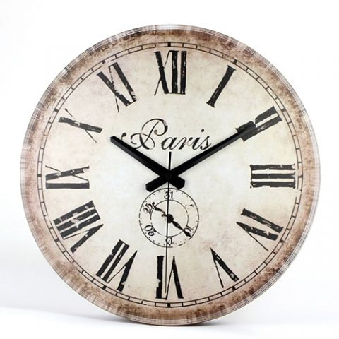 Antique Clock Office Wall Decor Clocks