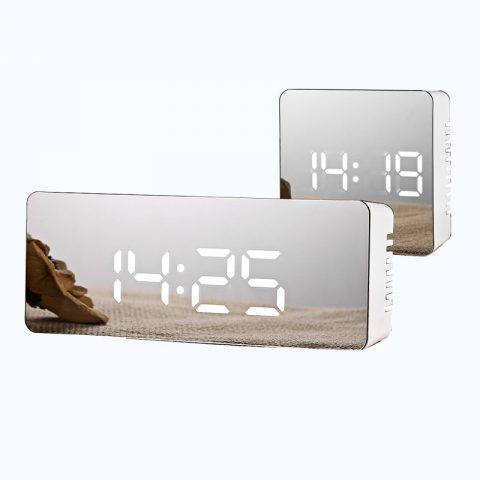 LED Alarm Clock Digital Snooze