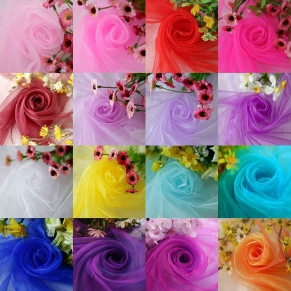 Tulle Roll Fabric for Wedding Party