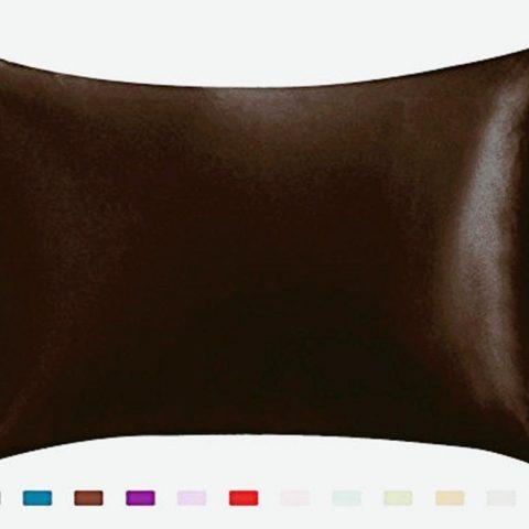 100% Queen Silk Soft Pillowcase