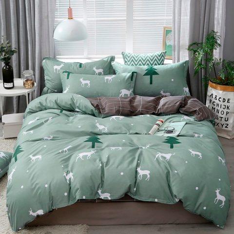 Home Textile Cartoon Polar Bear Bedding