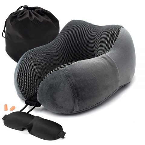 Neck Pillows Soft Travel Pillow