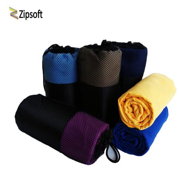 Sports Towel Fabric Mesh Bag