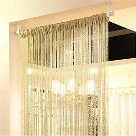 Door String Curtains Window Curtain