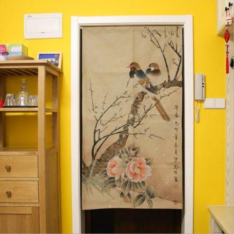 Door Curtain Doorway Curtains