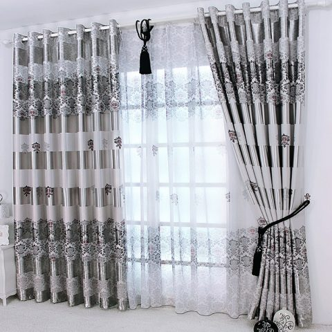 New Curtains for Windows Drapes