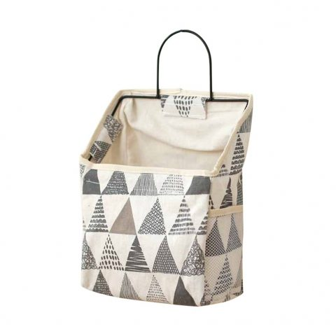 Lattice Hanging Storage Bag