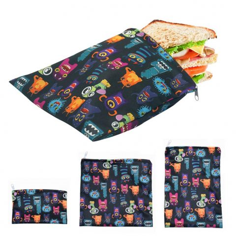 Reusable Food Storage Bags Freezer Bag