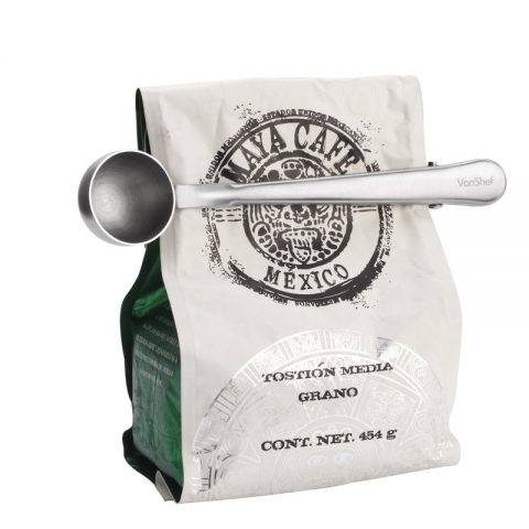 Coffee Spoons Bag Seal Clip