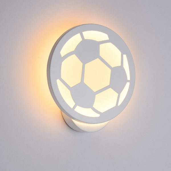 LED Butterfly Leaf Wall Light