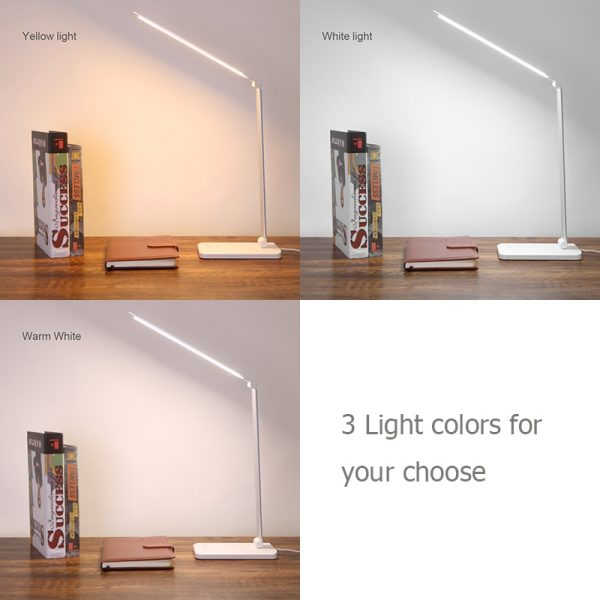 LED Table Lamp Bedside Desk Lamp