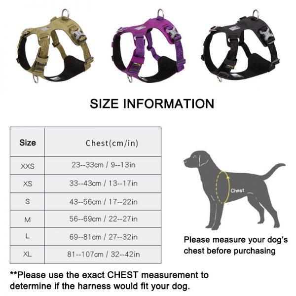 Dog Harness Pet Dog Vest
