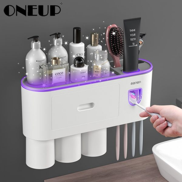 Bathroom Accessories Toothbrush Holder