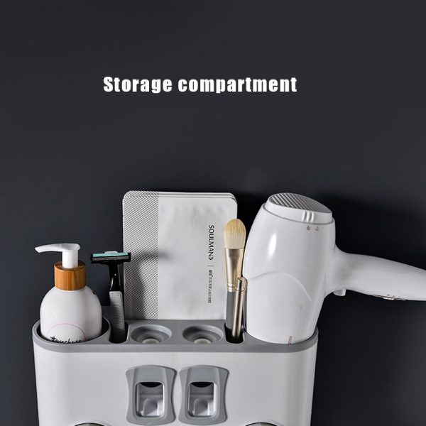 Automatic Toothpaste Dispenser Squeezer