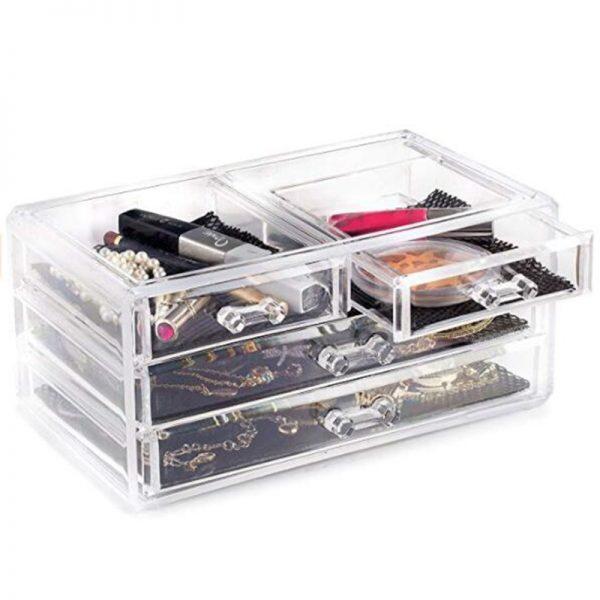 Cosmetic Storage Makeup Organizer