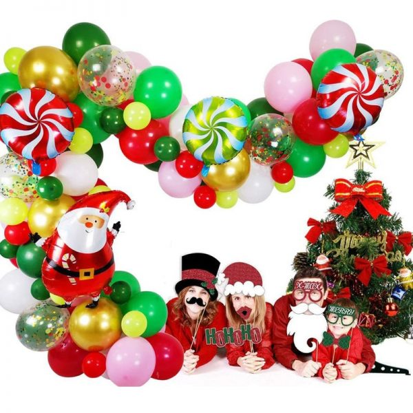 Santa Claus Christmas Decor