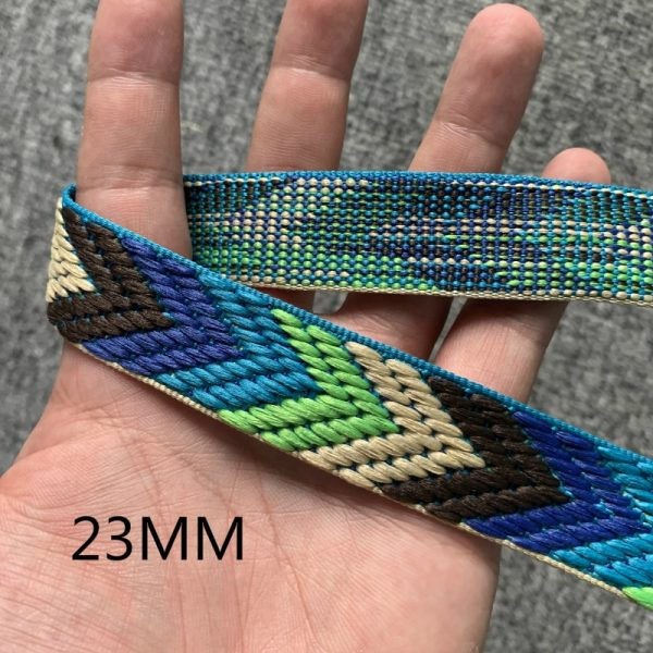 Art Embroidery Textile Colorfulness Ribbon
