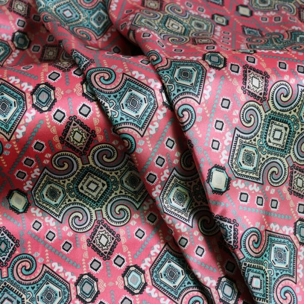 Patterned Textile Creative Arts