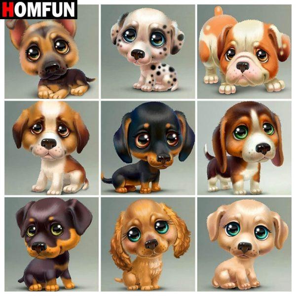 Dog Toy Art Facial Expression